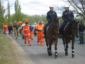 2009 PTSD Day walk, Canberra