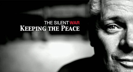 The Silent War Keeping The Peace